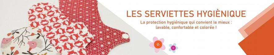 Protections intimes femme | Serviette hygienique femme