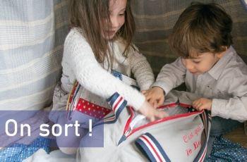 Sac Miss et Cie Fabrication Française